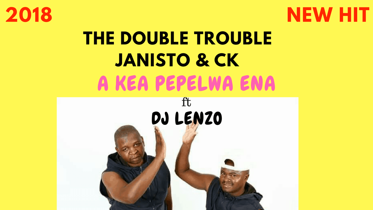 The Double Trouble - A Kea Pepelwa Ena