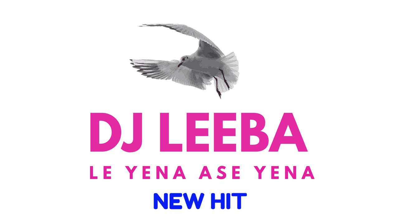 DJ Leeba - Le yena ase yena