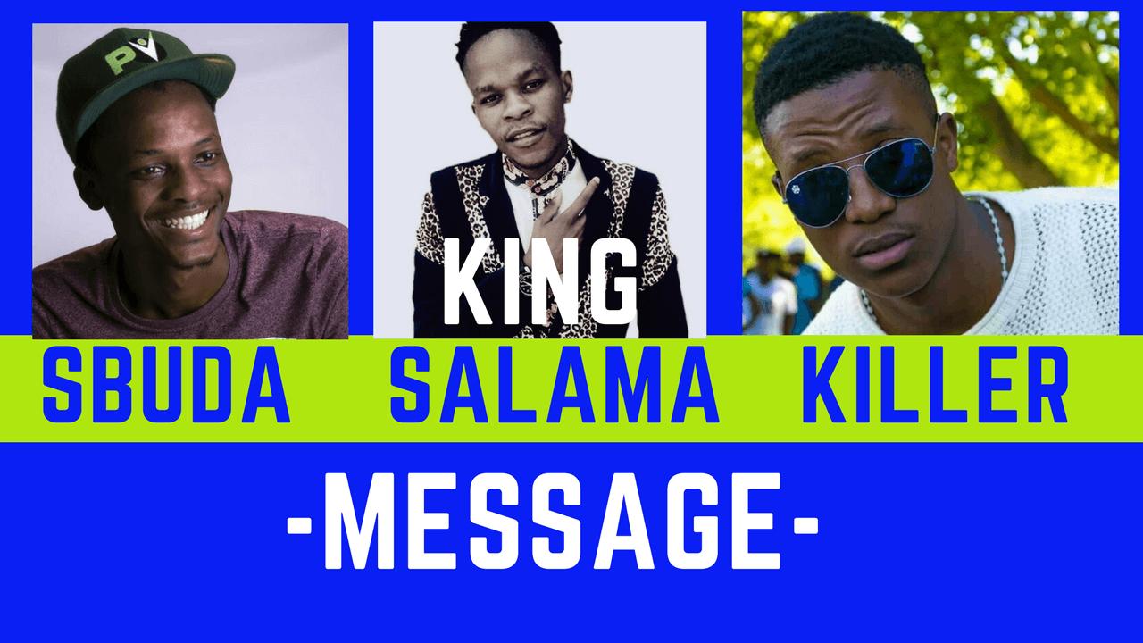 King Salama - Message