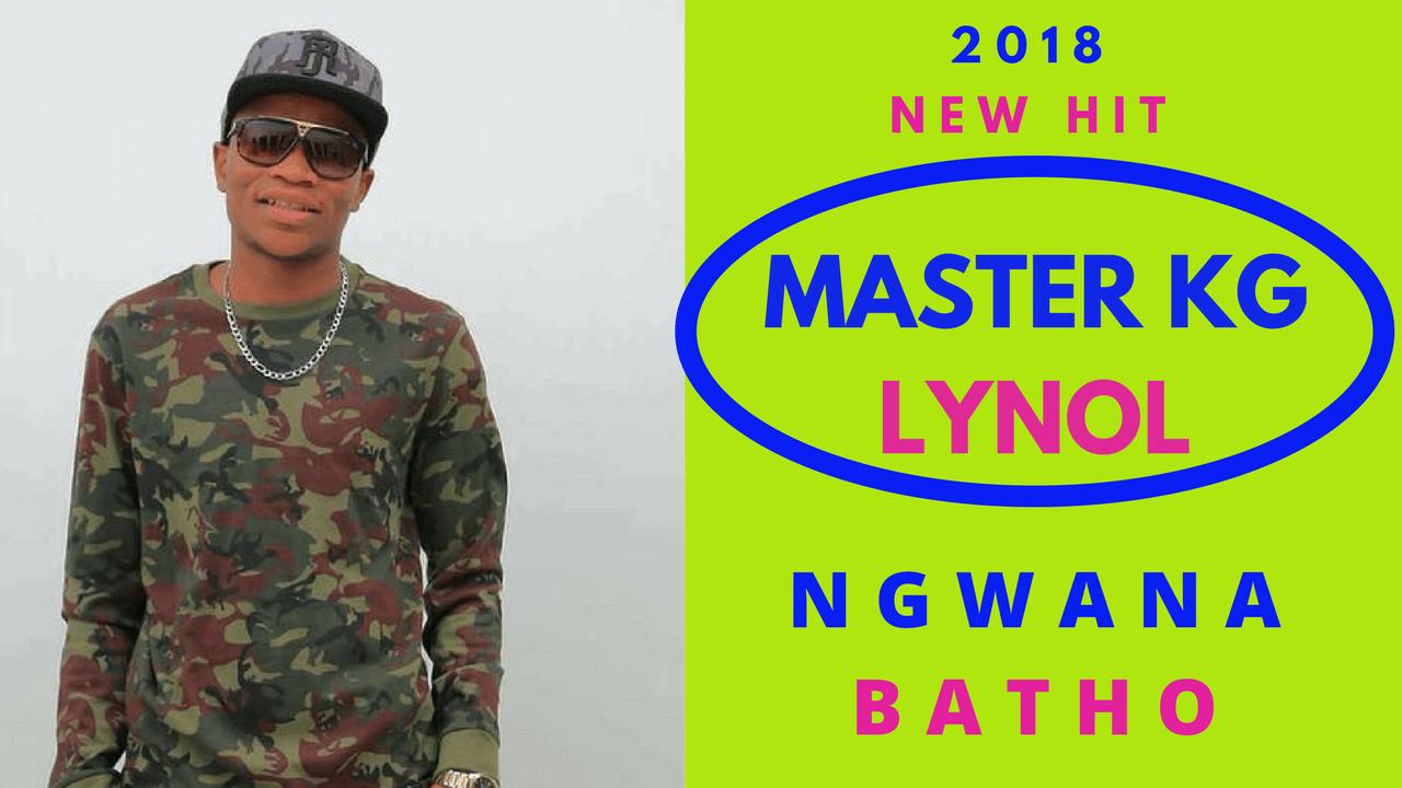 Master KG - Ngwana Batho