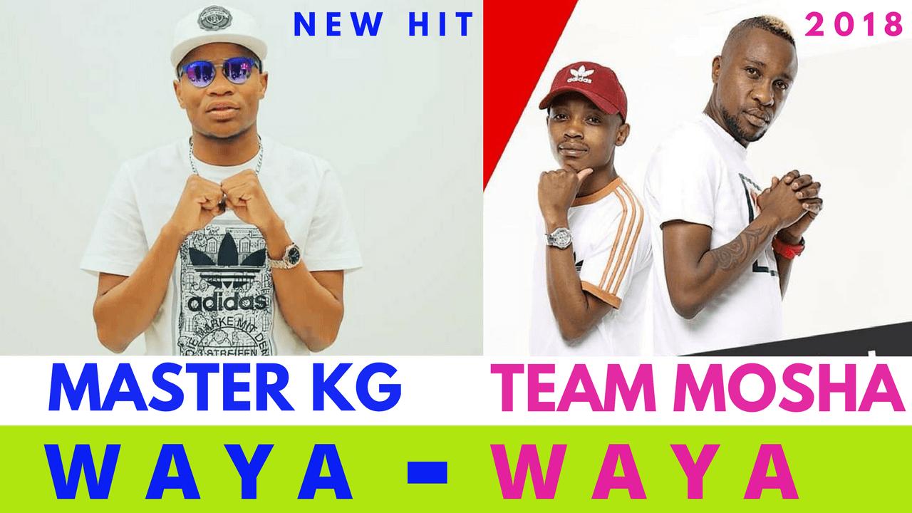 Master KG - Waya Waya