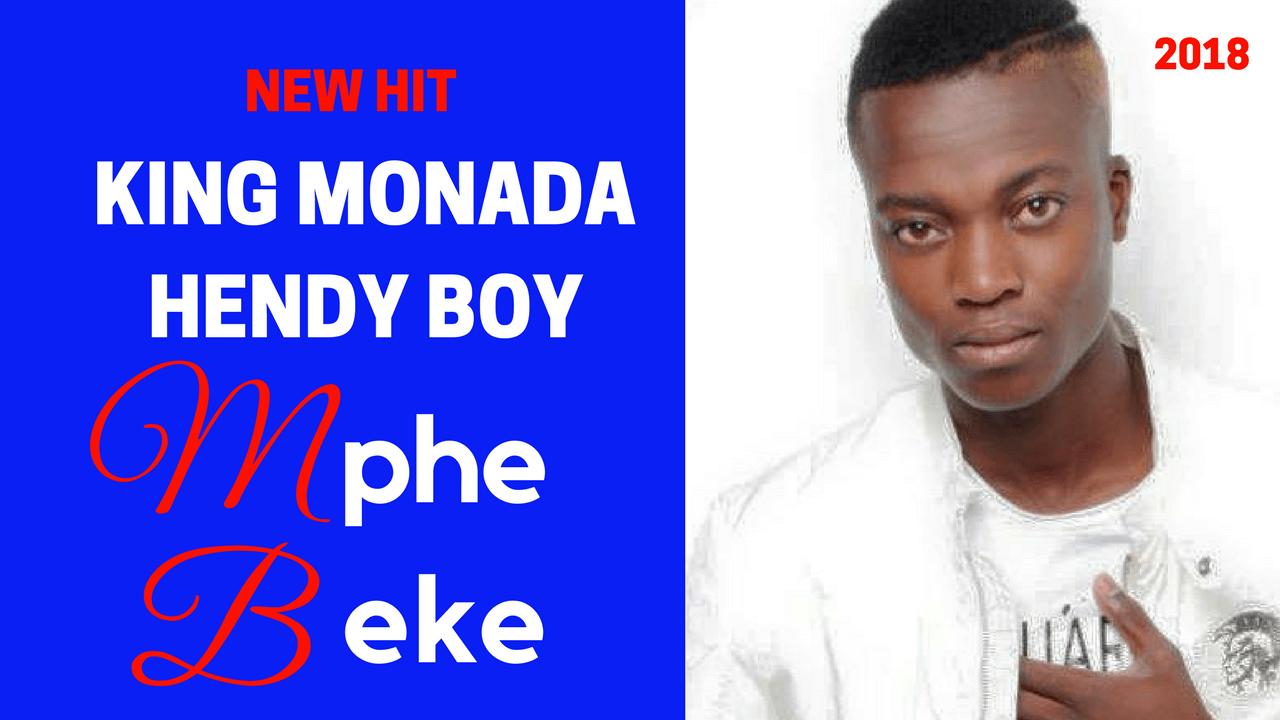 King Monada Mphe Beke