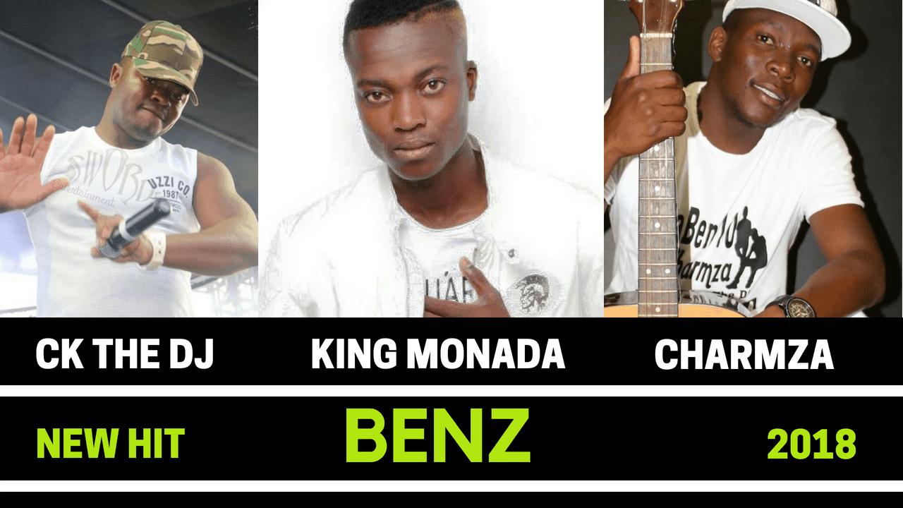 King monada benz album download