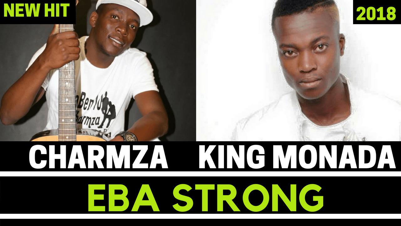 King Monada - Eba Strong
