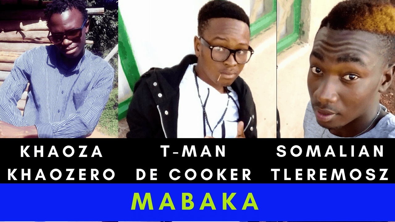 T-Man De Cooker - Mabaka