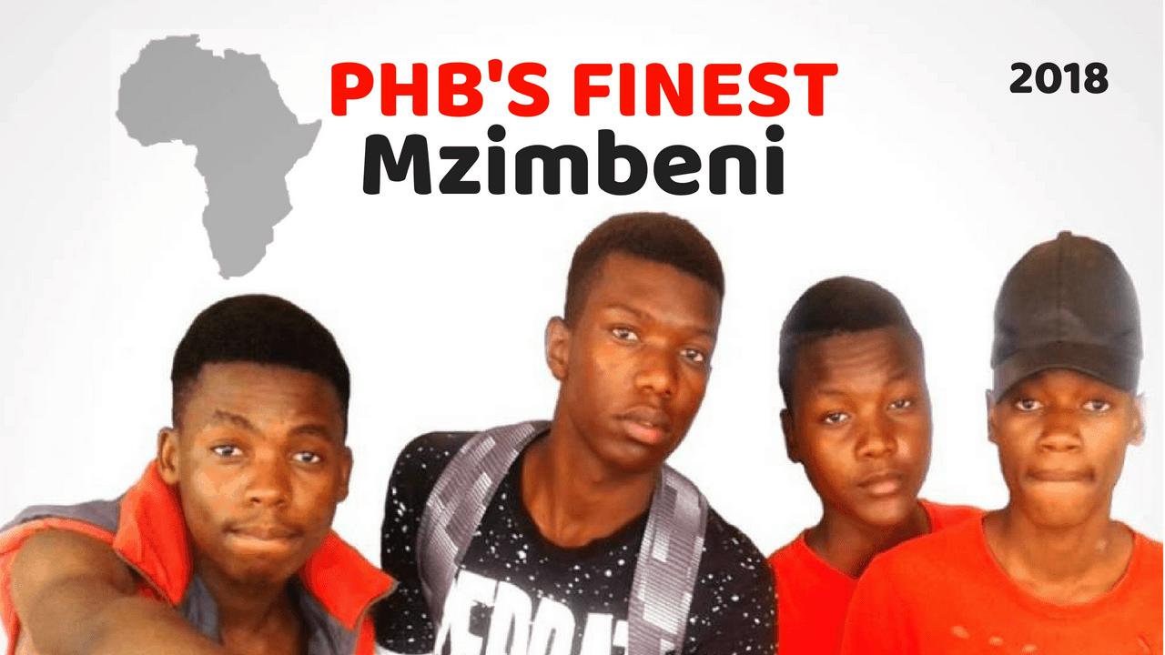 PHB FINEST - MZIMBENI