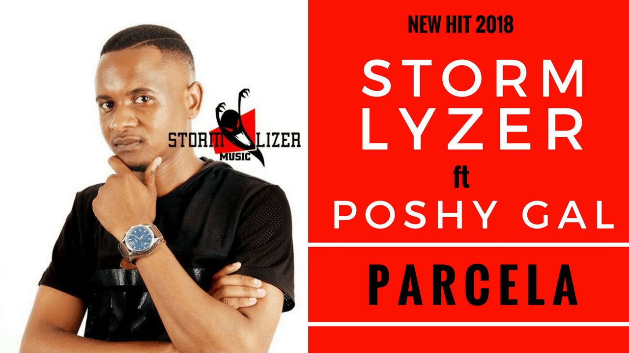 Storm Lizer - Parcela ft Poshy Gal