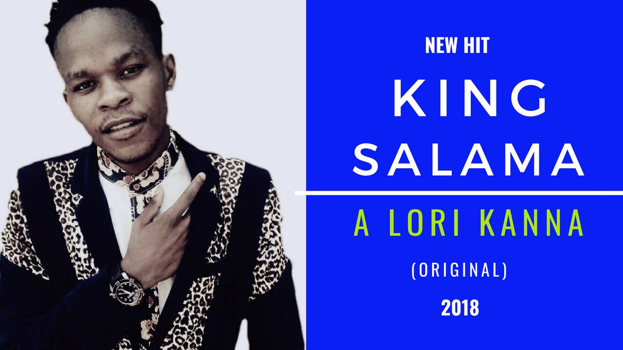 King Salama - A Lori Kanna