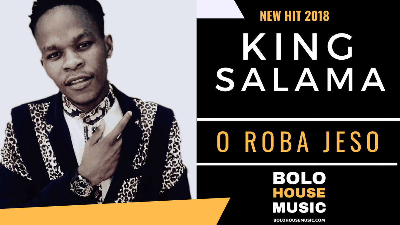 King Salama - O Roba Jeso