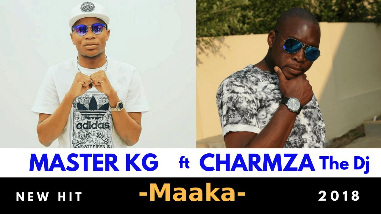 Master KG - Maaka