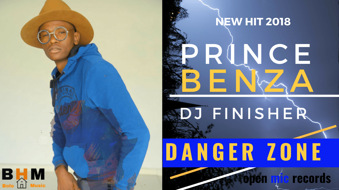 Prince Benza - Danger zone