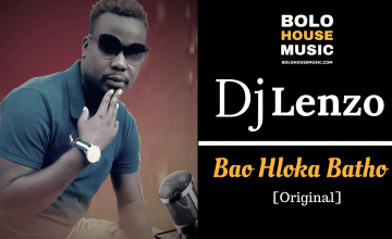 Dj Lenzo - Ba o Hloka Batho