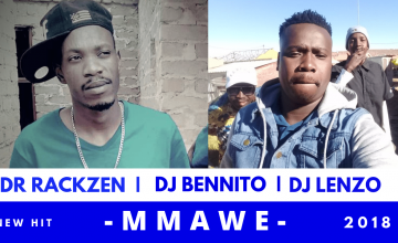 DJ LENZO - MMAWE