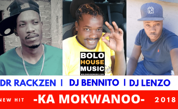 Lenzo x Rackzen x Bennito - Ka Mokwanoo