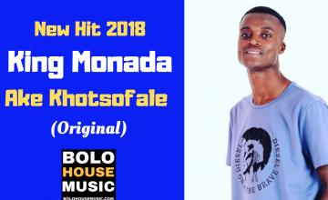King Monada Ake Khotsofale
