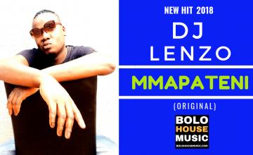 DJ LENZO - MMAPATENI