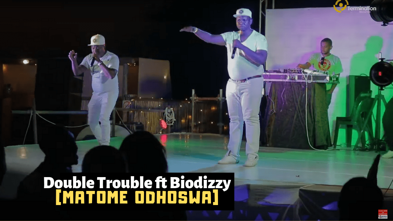 The Double Trouble - O dhoswa ft Biodizzy Video