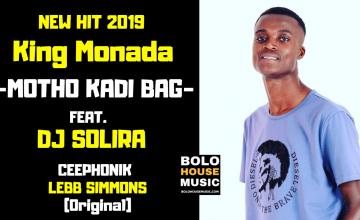 King Monada - Motho Kadi Bag