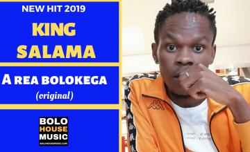 King Salama - A rea bolokega