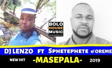 DJ Lenzo - Masepala