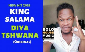King Salama - Diya Tshwana
