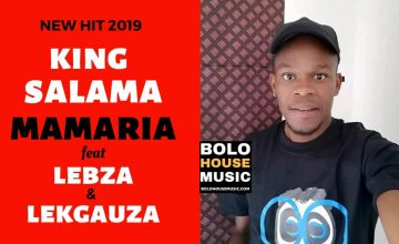 King Salama - MaMaria