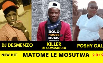 Waswa Moloi ft Poshy Gal - Matome Le Mosutwa