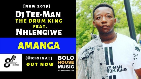 Dj Tee-Man - Amanga ft Hlengiwe