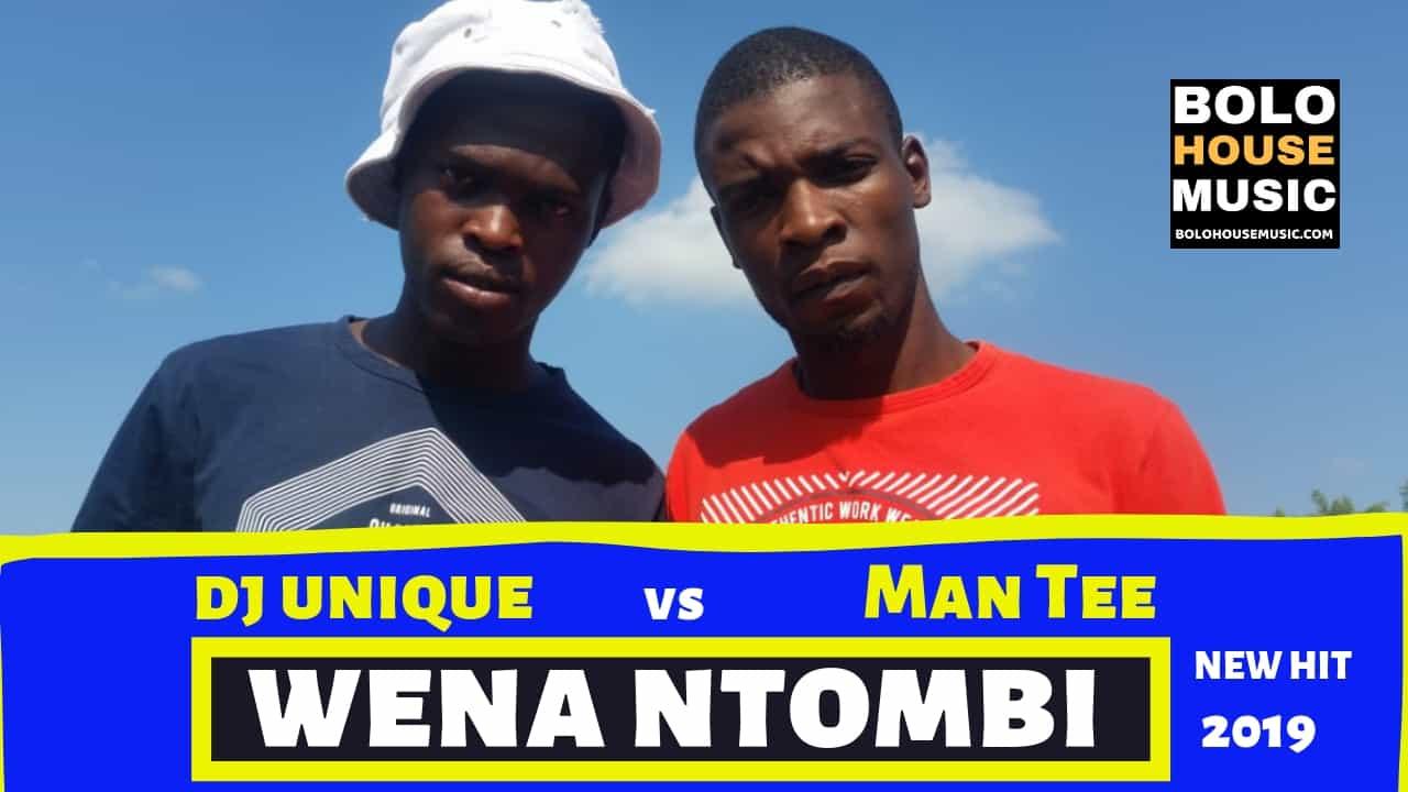 Dj Unique vs Man Tee - Wena Ntombi