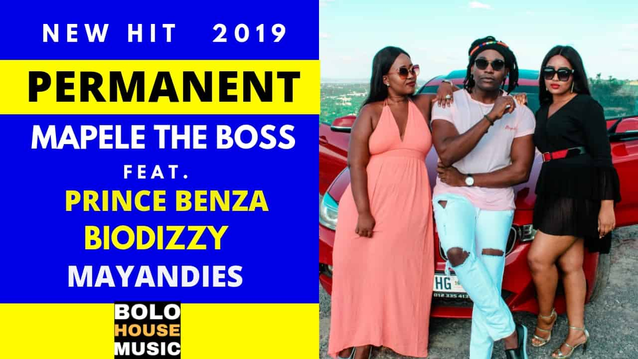 Mapele The Boss - Permanent