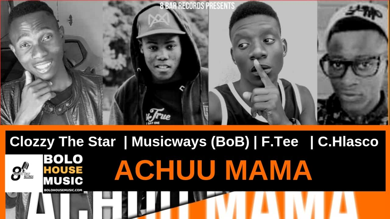 Achuu Mama - Clozzy the Star