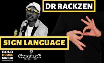 Dr Rackzen - Sign Language