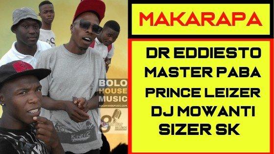 Makarapa - Dr Eddiesto