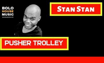 Stan Stan - Pusher Trolley