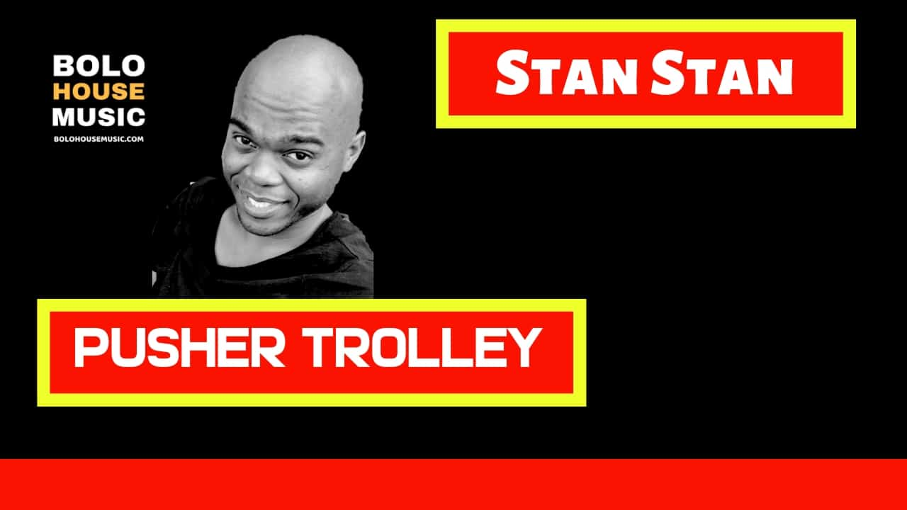 Stan Stan - Pusher Trolley