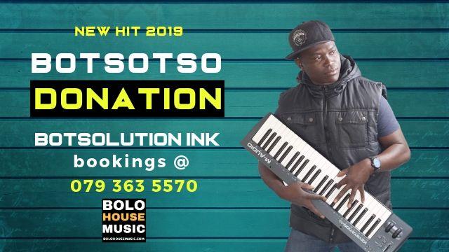 Botsotso - Donation