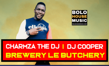 Charmza The Dj - Brewery Le Butchery