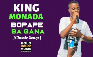 King Monada Bopape Ba Gana