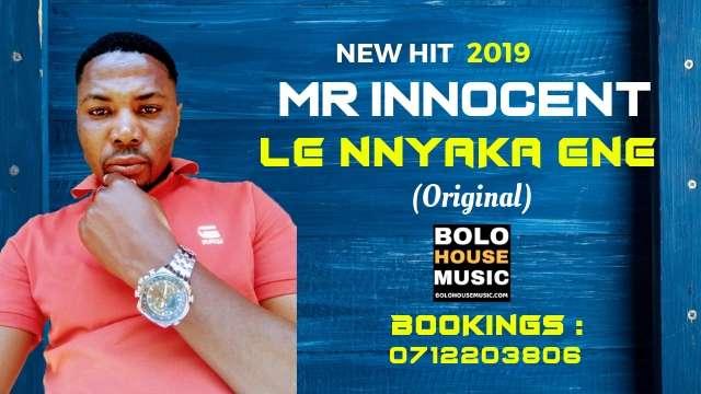 Mr Innocent - Le Nnyaka Ene