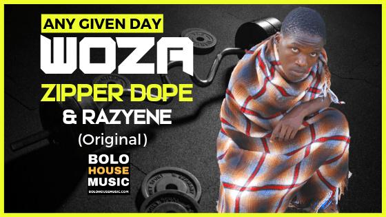 Woza - Zipper Dope x Razyene