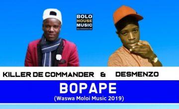 Waswa Moloi - Bopape
