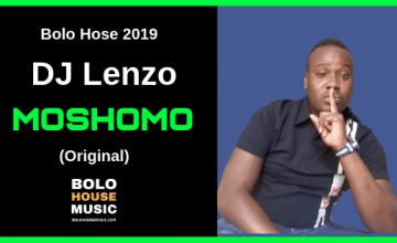 DJ Lenzo - Moshomo