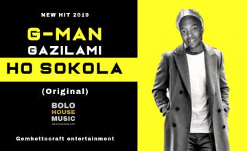 G-man Gazilami - Ho Sokola