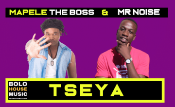 Tseya - Mapele The Boss