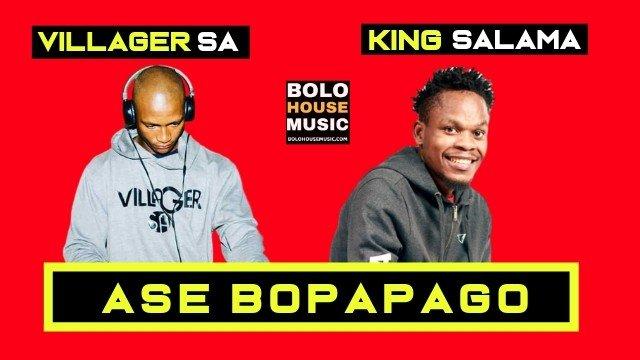 King Salama - Ase Bopapago