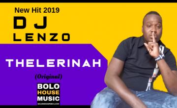 DJ Lenzo - Telerinah