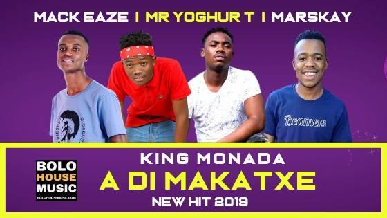 King Monada A Di Makatxe