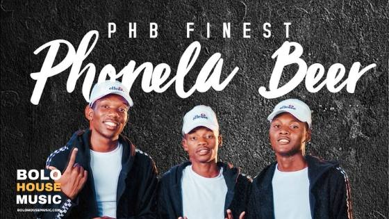 PHB Finest - Phonela Beer