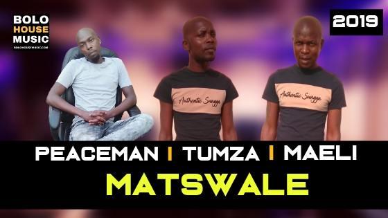 PeaceMan - Matswale ft Tumza x Maeli