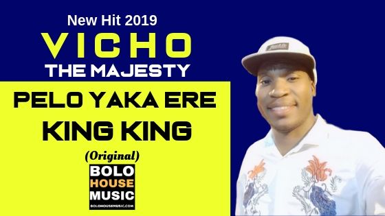 Vicho The Majesty - Pelo Yaka Ere King King